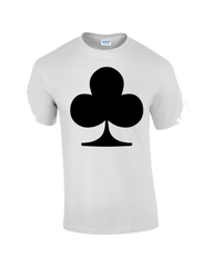 Poker Club Suit T-shirt - Dicky Ticker  - 2