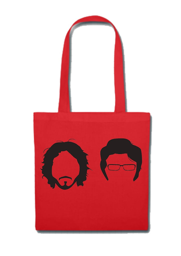 Flight of the Conchords Bag - Dicky Ticker  - 1