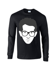 Elvis Costello Jumper - Dicky Ticker  - 1