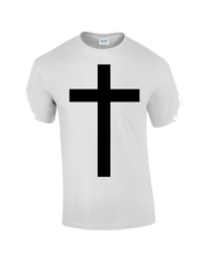 Cross T-shirt - Dicky Ticker  - 2