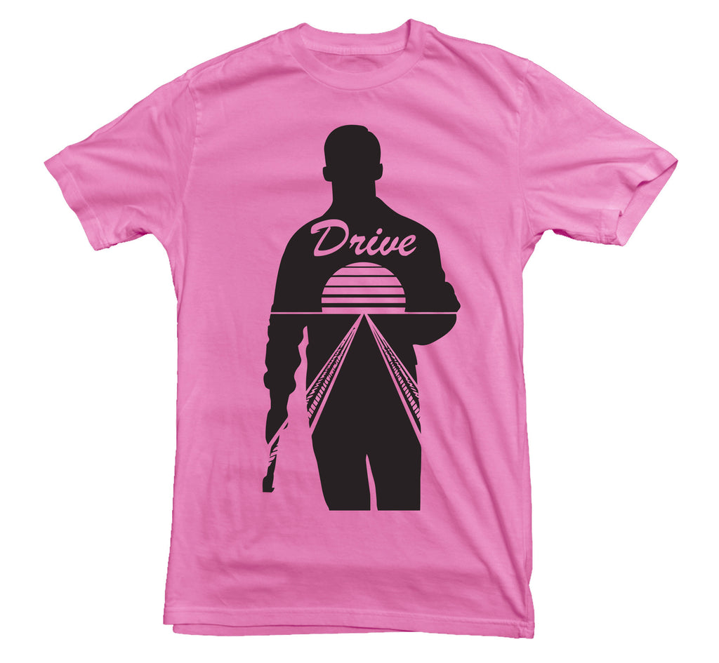 Drive T-shirt Ryan Gosling - Dicky Ticker  - 1