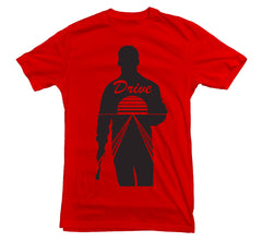 Drive T-shirt Ryan Gosling - Dicky Ticker  - 2