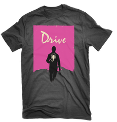 Drive T-shirt Poster - Dicky Ticker