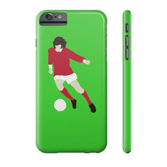 The Smiths Salford Lads Club Phone Case - Dicky Ticker  - 1