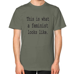 Feminist T-shirt - Dicky Ticker