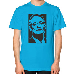 Bill Murray Portrait T-shirt - Dicky Ticker  - 14