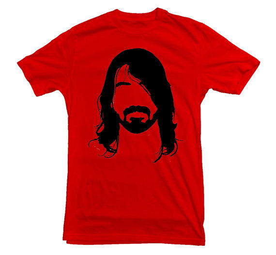 Foo Fighters T-shirt Dave Grohl - Dicky Ticker