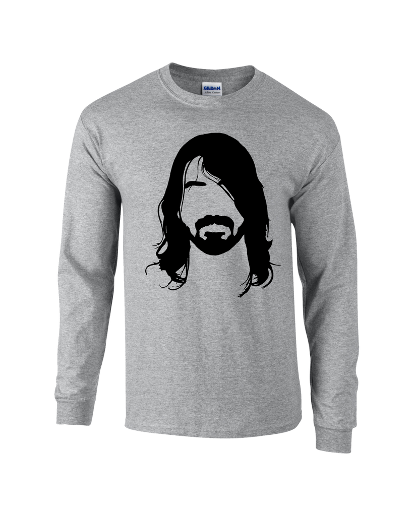 Dave Grohl Foo Fighters Jumper - Dicky Ticker  - 1