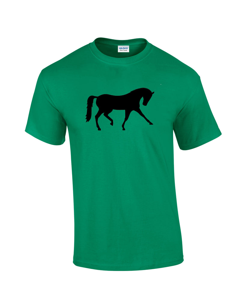 Prancing Horse T-shirt - Dicky Ticker