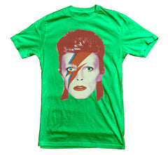 Ziggy Stardust T-shirt - Dicky Ticker  - 2
