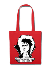 Labyrinth David Bowie Bag - Dicky Ticker  - 2