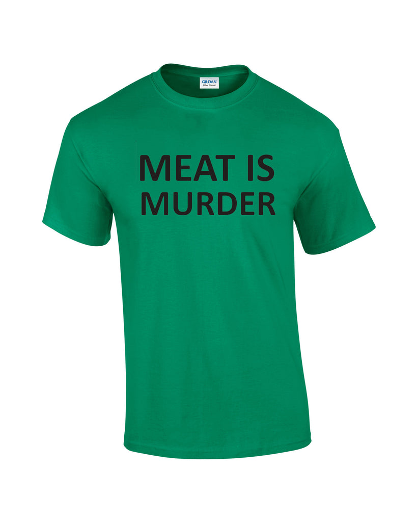 Meat Is Murder T-shirt The Smiths - Dicky Ticker
