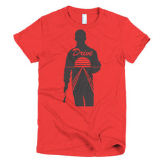 Drive Ladies T-shirt Ryan Gosling - Dicky Ticker  - 19