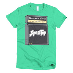 Spinal Tap Ladies T-shirt - Dicky Ticker  - 11