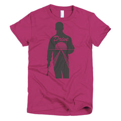 Drive Ladies T-shirt Ryan Gosling - Dicky Ticker  - 18