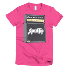 Spinal Tap Ladies T-shirt - Dicky Ticker  - 20