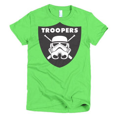 Troppers Ladies T-shirt - Dicky Ticker  - 10