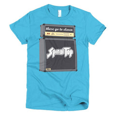 Spinal Tap Ladies T-shirt - Dicky Ticker  - 15