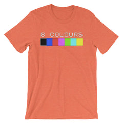 Sinclair ZX Spectrum T-shirt 8 Colours
