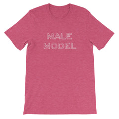 Male Model T-shirt Fashionable Like.