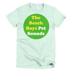 Pet Sounds Ladies T-shirt Beach Boys - Dicky Ticker  - 11