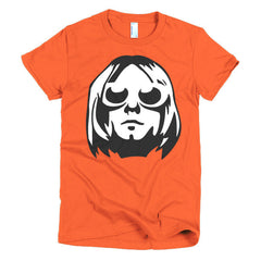 Kurt Cobain Ladies T-shirt - Dicky Ticker  - 13