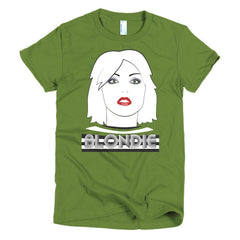 Blondie Ladies T-shirt Debbie Harry - Dicky Ticker  - 3
