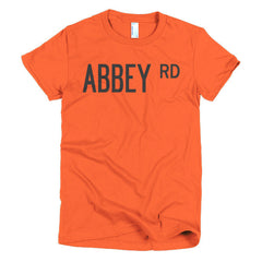 Abbey Road Ladies T-shirt - Dicky Ticker