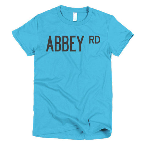 Abbey Road Ladies T-shirt