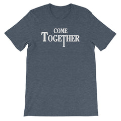 Come Together T-shirt The Beatles Lennon