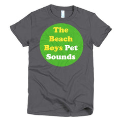 Pet Sounds Ladies T-shirt Beach Boys - Dicky Ticker  - 4
