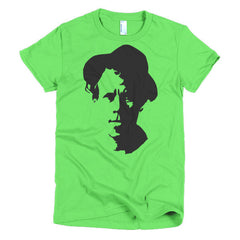 Tom Waits Ladies T-shirt - Dicky Ticker  - 7