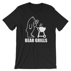 Bear Grills T-Shirt Barbecue Grylls