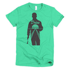 Drive Ladies T-shirt Ryan Gosling - Dicky Ticker  - 11