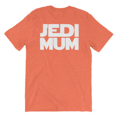 Star Jedi Mum T-shirt Wars Mother's Day