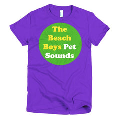 Pet Sounds Ladies T-shirt Beach Boys - Dicky Ticker  - 9