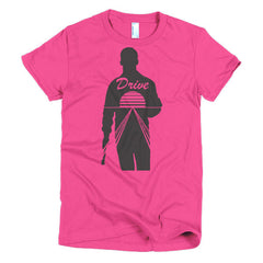 Drive Ladies T-shirt Ryan Gosling - Dicky Ticker  - 20