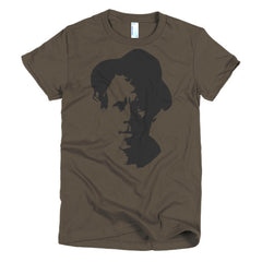 Tom Waits Ladies T-shirt - Dicky Ticker  - 3