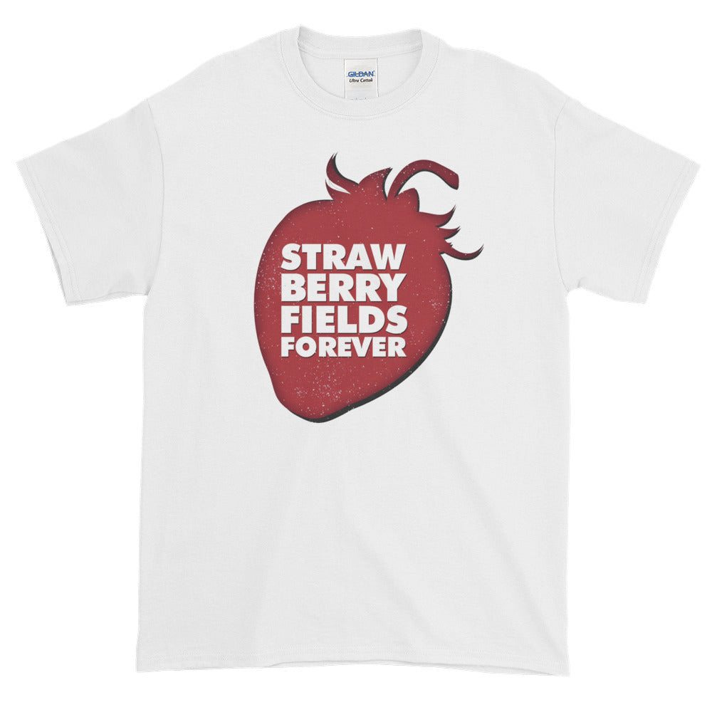Strawberry Fields T-shirt Inspired Beatles
