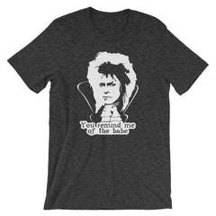 David Bowie T-shirt Labyrinth Remind Me Of The Babe