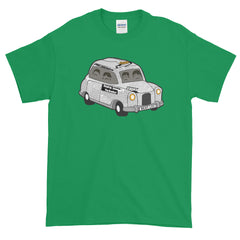 The Beatles T-shirt Newspaper Taxi