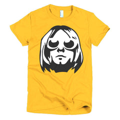 Kurt Cobain Ladies T-shirt - Dicky Ticker  - 14