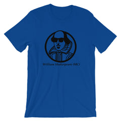 William Shakespeare T-Shirt MC Rapping