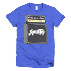 Spinal Tap Ladies T-shirt - Dicky Ticker  - 14