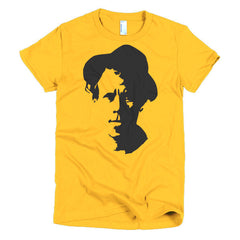 Tom Waits Ladies T-shirt - Dicky Ticker  - 13