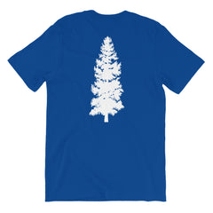 Monty Inspired Python No. 1 T-shirt The Larch Trees
