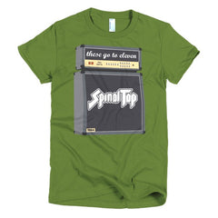 Spinal Tap Ladies T-shirt - Dicky Ticker  - 4