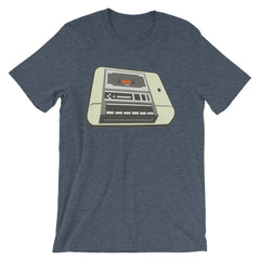 Commodore 64 T-shirt Datasette Buddhist Patience