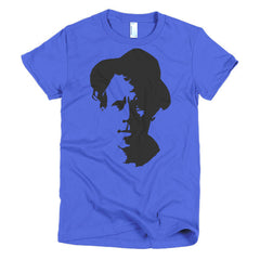 Tom Waits Ladies T-shirt - Dicky Ticker  - 8