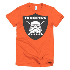 Troppers Ladies T-shirt - Dicky Ticker  - 16